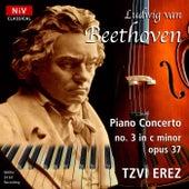Beethoven: Piano Concerto No. 3 in C Minor, Op. 37 van Tzvi Erez