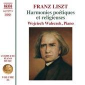 Complete Piano Music, Vol. 53: Liszt - Harmonies poétiques et religieuses II, S. 172a von Wojciech Waleczek