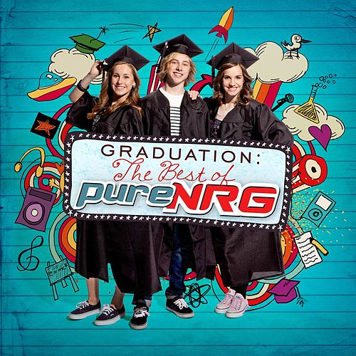 Graduation: The Best of pureNRG by PureNRG