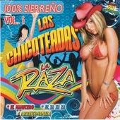 Las Chicoteadas de la Raza Vol. 1 de Various Artists