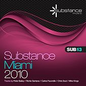 Substance Miami 2010 von Various Artists