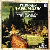 Telemann: Banquet Music in three Parts by Various Artists