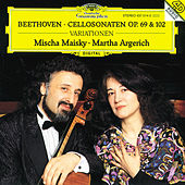 Beethoven: Cello Sonatas Op.69 & 102; Variations by Mischa Maisky