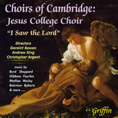 Choirs of Cambridge: Jesus College Choir - Latin Anthems by Various Artists