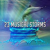 23 Musical Storms by Rain Sounds and White Noise