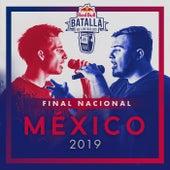 Final Nacional México 2019 de Red Bull Batalla de los Gallos