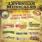 Leyendas Musicales Vol. 1 de Various Artists