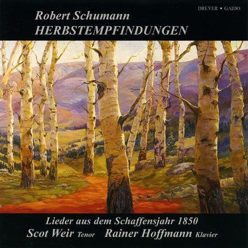 Hebrstempfindungen: Lieder aus dem Schaffensjahr 1850 by Various Artists
