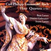 Bach: Flute Quartets von Various Artists