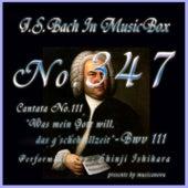 J.S.Bach:Was mein Gott will, das g'scheh allzeit, BWV 111 de Shinji Ishihara