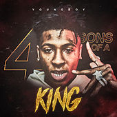 4 Sons of a King de YoungBoy Never Broke Again