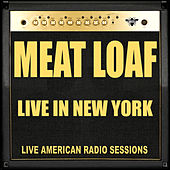 Live in New York (Live) by Meat Loaf