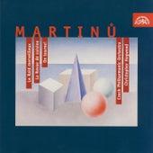 Martinu:  Le Raid merveilleux, La Revue de cuisine, On tourne! by Various Artists