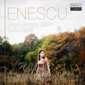 Enescu: Piano Sonata, Op. 24, Suite, Op. 18 de Saskia Giorgini