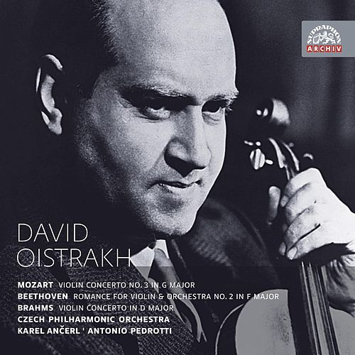 Mozart / Beethoven / Brahms: Violin Concertos by Various Artists