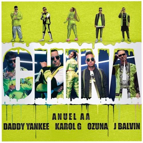 China (feat. J Balvin, Ozuna & Tainy) de Anuel AA, Daddy Yankee & Karol G