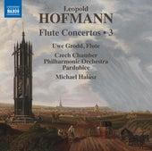 Hofmann: Flute Concertos, Vol. 3 von Uwe Grodd