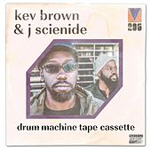 Drum Machine Tape Cassette de Kev Brown