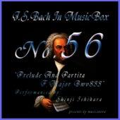 Bach In Musical Box 56 / Prelude And Partita F Major Bwv833 by Shinji Ishihara