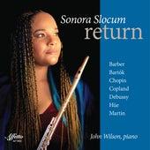 Return by Sonora Slocum