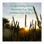 Peaceful Morning Relaxing Instrumental Music, Yoga, Meditation, Sleep, Study, Zen by Various Artists