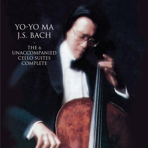 Bach: Unaccompanied Cello Suites (Remastered) by Yo-Yo Ma