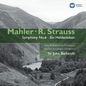 Mahler: Symphony No. 6; R. Strauss: Ein Heldenleben de Sir John Barbirolli