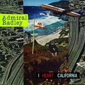 I Heart California by Admiral Radley