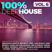 100% Deep House, Vol. 6 by Various Artists