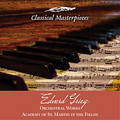 Edvard Grieg: Orchestral Works (Classical Mastepieces) by Academy Of St. Martin-In-The-Fields (1)