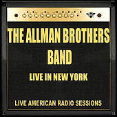 Live in New York (Live) de The Allman Brothers Band