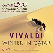 The Four Seasons: 'Winter' in F Minor, RV 297: Allegro non Molto van Qatar Concert Choir