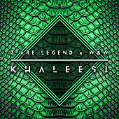 Khaleesi by 3 Are Legend
