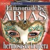 La mayoría de las arias hermosas de la ópera by Various Artists