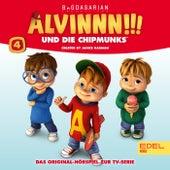 Folge 4: Der Familientag (Das Original-Hörspiel zur TV-Serie) von Alvinnn!!! und die Chipmunks