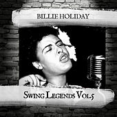 Swing Legends Vol.5 de Billie Holiday