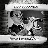 Swing Legends Vol.1 de Benny Goodman