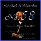 Bach In Musical Box 58 / Suite G Minor Bwv822. by Shinji Ishihara