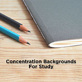Concentration Background For Study by Rain Sounds
