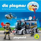 Folge 68: Ein Fall für das Sondereinsatzkommando (Das Original Playmobil Hörspiel) von Die Playmos