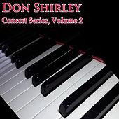 Concert Series Vol. 2 von Don Shirley