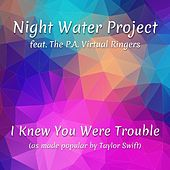 I Knew You Were Trouble (feat. The P.A. Virtual Ringers) von Night Water Project