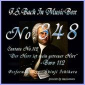 J.S.Bach: Der Herr ist mein getreuer Hirt, BWV 112 de Shinji Ishihara