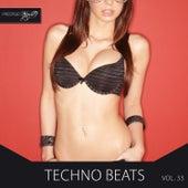 Techno Beats, Vol.33 von Various Artists
