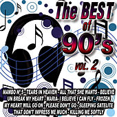 Best Of The 90's Vol.2 by D.J. Rock 90's