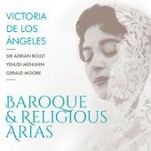 Baroque & Religious Arias by Victoria de los Ángeles