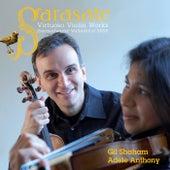 Sarasate: Virtuoso Violin  Works by Various Artists