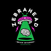 Brain Invaders (Deluxe Edition) by Zebrahead