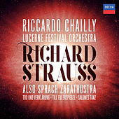 Richard Strauss: Also sprach Zarathustra, Op. 30: 1. Einleitung (Sonnenaufgang) (Live) von Lucerne Festival Orchestra