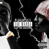 Blessings (feat. Tee Grizzey) von Jae Mensa